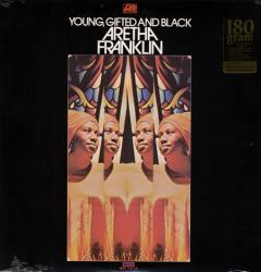 Aretha Franklin. Censura Young gifted and black